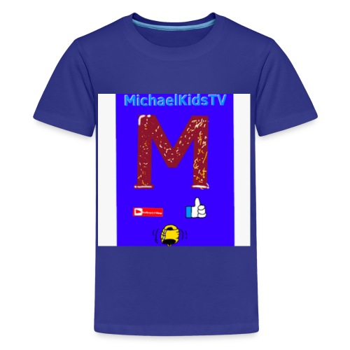 The MichaelKidsTV Offical Re-Created T-Shirt - Kids' Premium T-Shirt