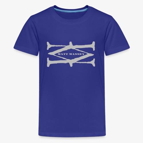 Matt Massey Logo - Kids' Premium T-Shirt