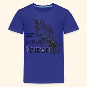 Raven - Kids' Premium T-Shirt