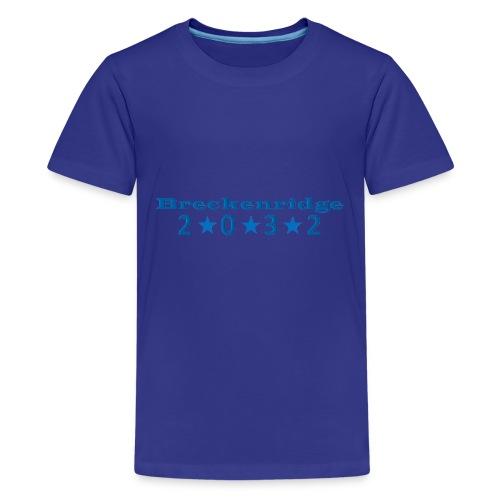 Red 2032 - Kids' Premium T-Shirt