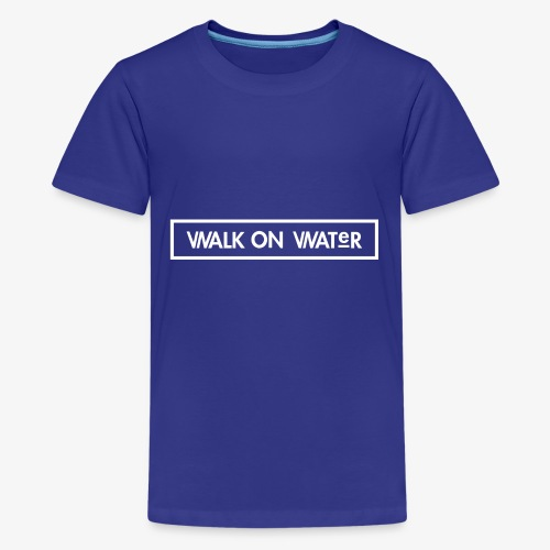 Walk on Water - Kids' Premium T-Shirt
