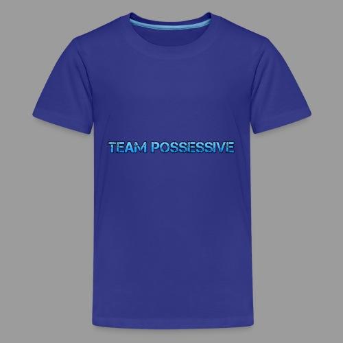 The Possessive Broadcast - Kids' Premium T-Shirt