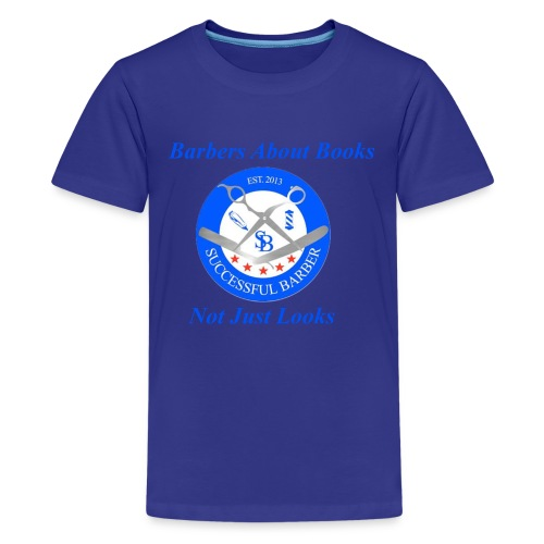 BarberShop Books - Kids' Premium T-Shirt