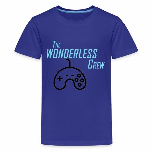The Wonderless Crew Logo - Kids' Premium T-Shirt