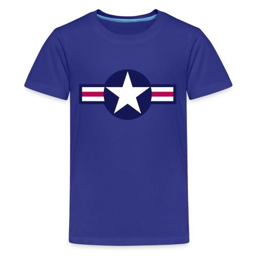 Star and Stripe - Kids' Premium T-Shirt