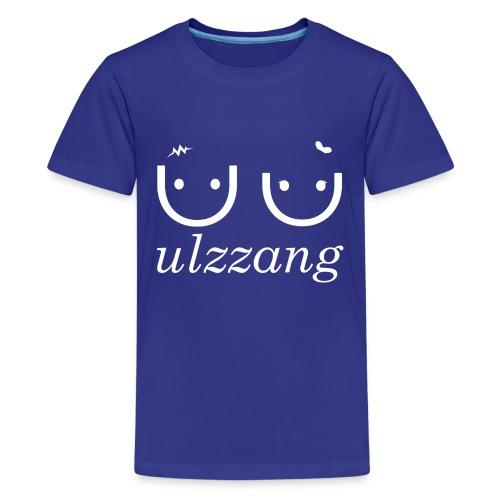 Ulzzang - Best Face - Kids' Premium T-Shirt