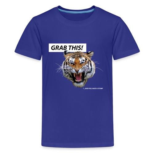 grab_this - Kids' Premium T-Shirt