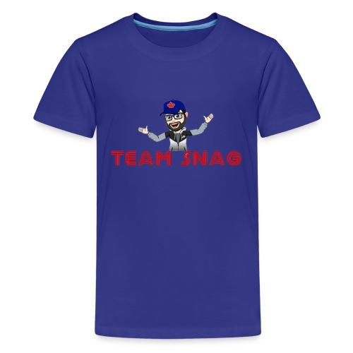 Team Snag Shirt - Kids' Premium T-Shirt