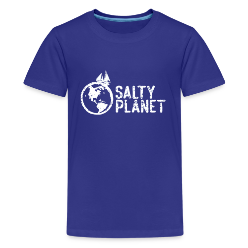 Salty Planet - Kids' Premium T-Shirt