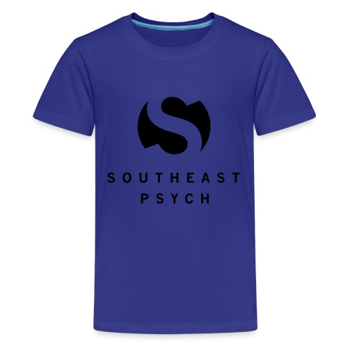 Southeast Psych Tall Mug Logo and Name - Kids' Premium T-Shirt