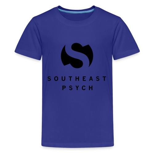 Southeast Psych Tall Mug Logo and Name - Kids' Premium T-Shirt