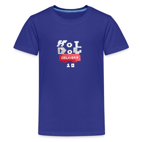 Hot Dog Delivery 10 Merch - Kids' Premium T-Shirt