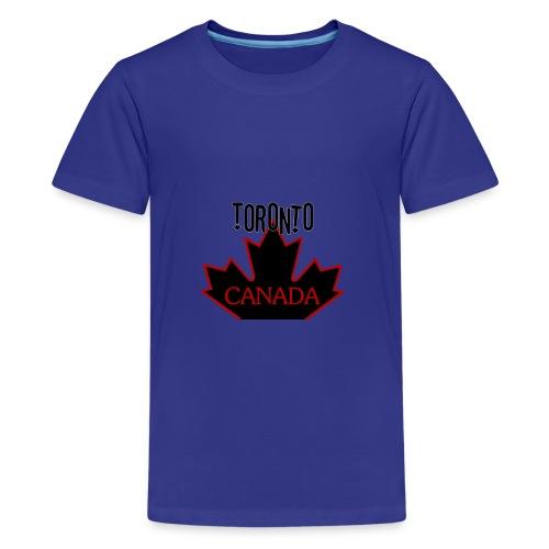 TORONTO CANADA - Kids' Premium T-Shirt