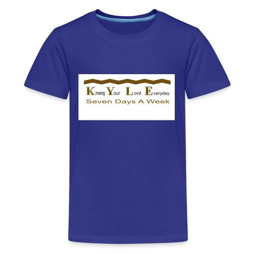 DONE_CD_151_001 - Kids' Premium T-Shirt