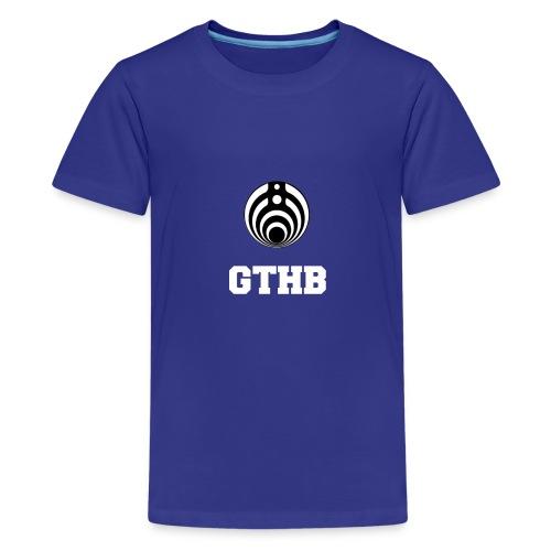 GTHB w/ LOGO - Kids' Premium T-Shirt