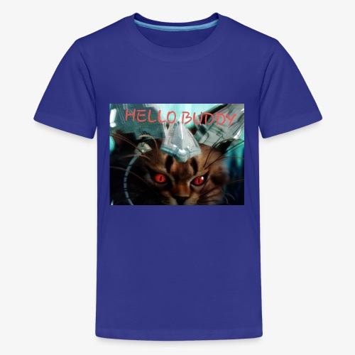 Hello buddy - Kids' Premium T-Shirt