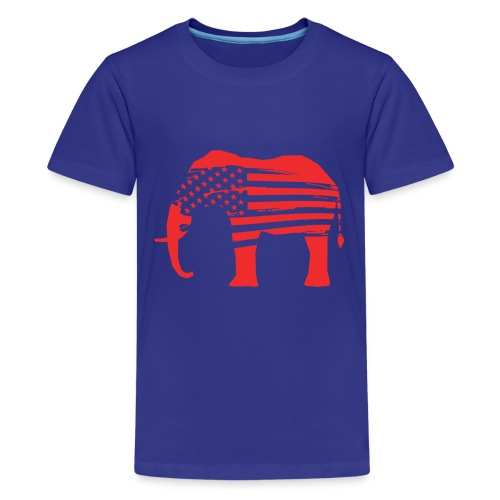 The Red Elephants Official Logo - Kids' Premium T-Shirt