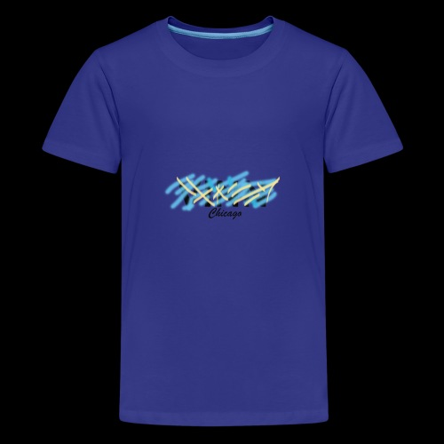 Vinn Chicago Design - Kids' Premium T-Shirt
