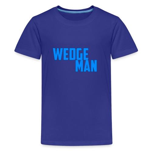 WedgeMan - Kids' Premium T-Shirt