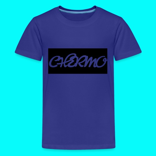 Chermos New Logo - Kids' Premium T-Shirt