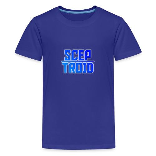 ScepTroid T-shirt! - Kids' Premium T-Shirt