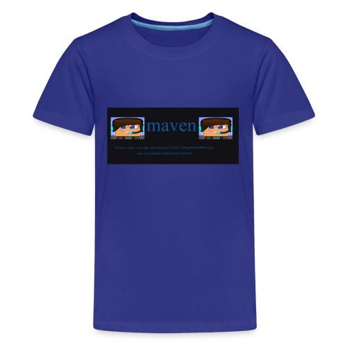 maventshirtlogo - Kids' Premium T-Shirt
