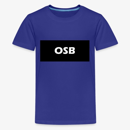 OSB LIMITED clothing - Kids' Premium T-Shirt