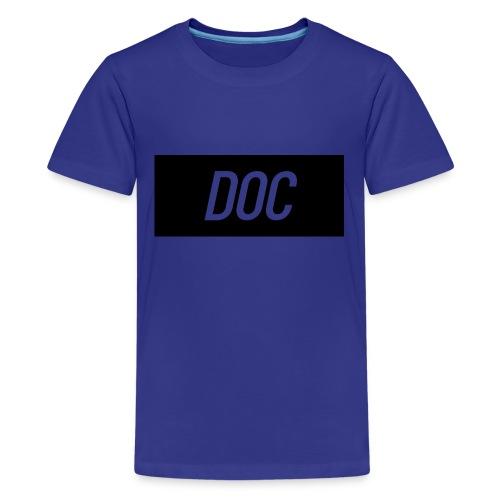 Doc Shirt Logo - Kids' Premium T-Shirt
