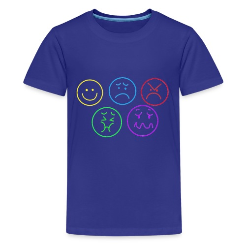Emotional Gridlock - Kids' Premium T-Shirt