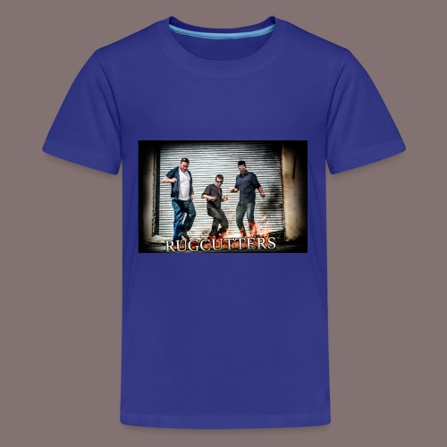 RUGCUTTERS Fan Shirts - Kids' Premium T-Shirt