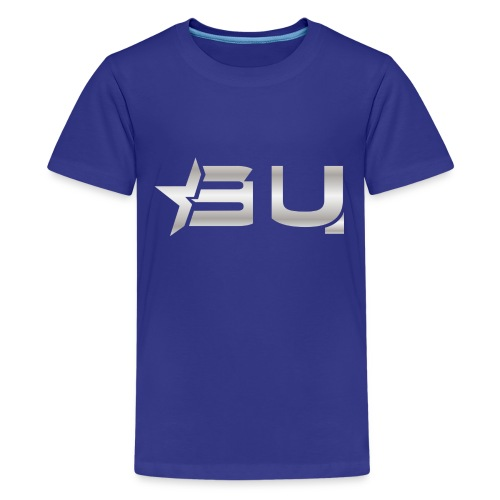 BU GEAR FOR THOSE WHO DARE - Kids' Premium T-Shirt