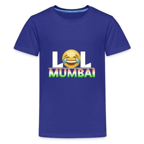 Lol Mumbai - Kids' Premium T-Shirt