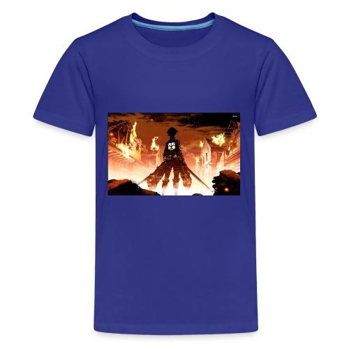 Attack of the titan - Kids' Premium T-Shirt