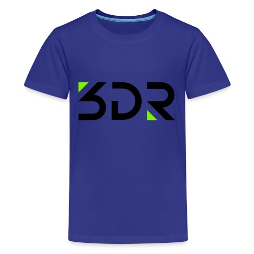 3dr logo - Kids' Premium T-Shirt
