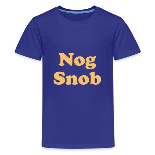 nogsnob1 - Kids' Premium T-Shirt