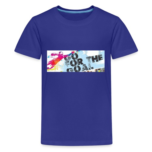 GoForTheGoal Official Products - Kids' Premium T-Shirt