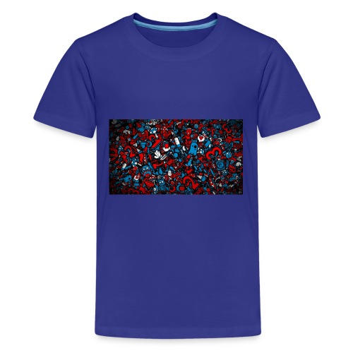 Official Thunder - Kids' Premium T-Shirt