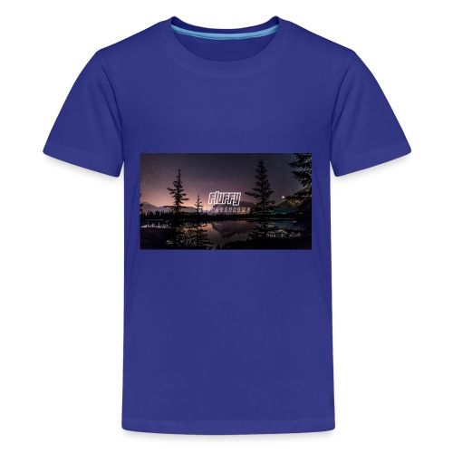Fluffy's Designs - Kids' Premium T-Shirt
