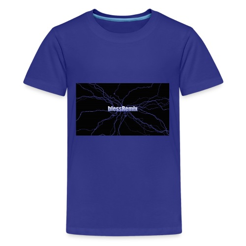 blessRemix hoodie - Kids' Premium T-Shirt