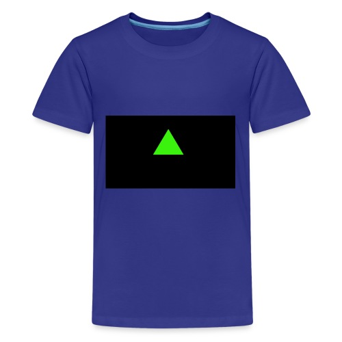 Emerald_Logo - Kids' Premium T-Shirt