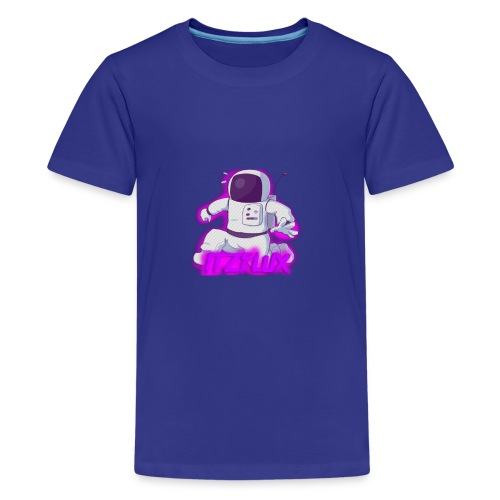 iTzFluX Brand Logo - Kids' Premium T-Shirt