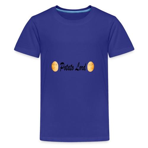 Potato Lord Design - Kids' Premium T-Shirt