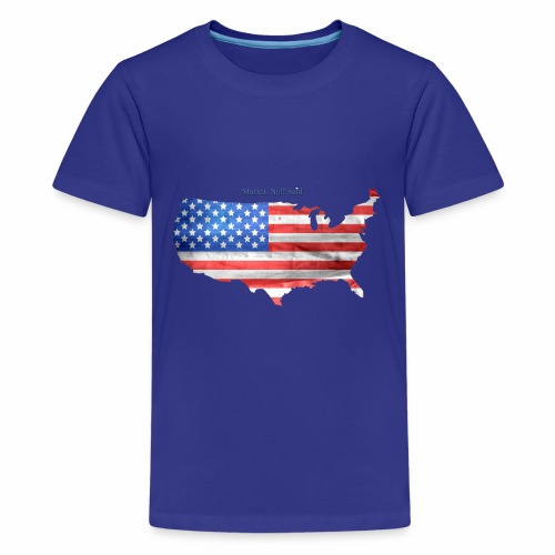 Murica, nuff said - Kids' Premium T-Shirt