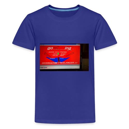 WP 20180914 12 48 32 Pro HDƯƠNGNIÊ - Kids' Premium T-Shirt
