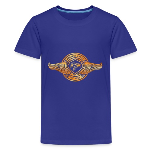 Squad Off Road - Kids' Premium T-Shirt