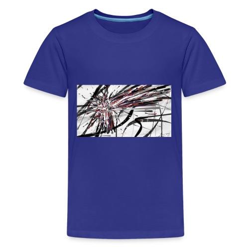 Original Abstract Samsung Galaxy S6 Rubber Case - Kids' Premium T-Shirt
