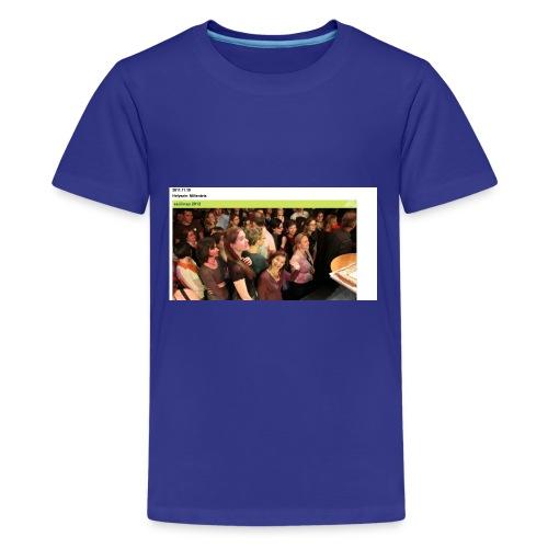 Ke pernyo foto 2017 03 28 10 00 43 - Kids' Premium T-Shirt