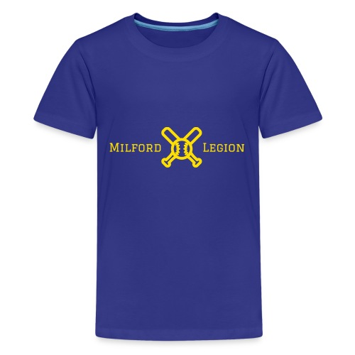 Milford Legion 2017 Logo - Kids' Premium T-Shirt