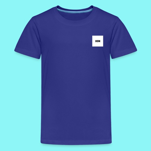 ion logo - Kids' Premium T-Shirt