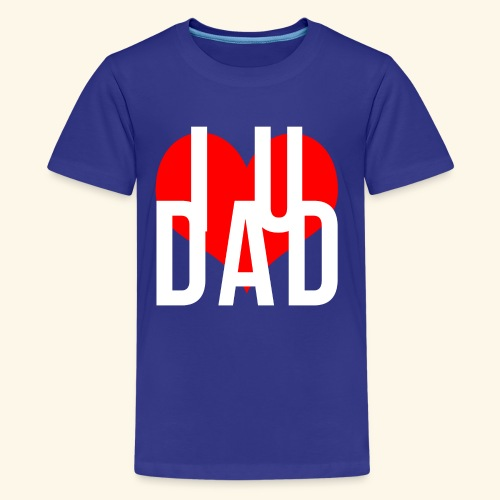 Father's day design - Kids' Premium T-Shirt